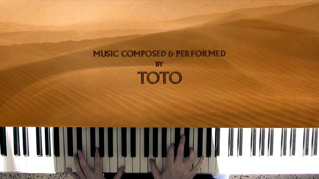 Take My Hand (Dune)Piano Tribute To TOTO
