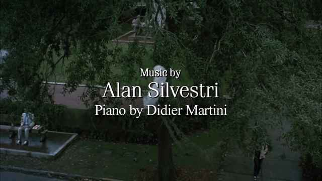 Forrest GumpPiano Tribute To Alan Silvestri