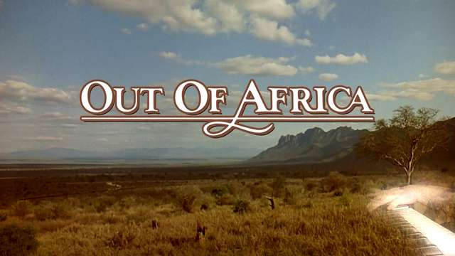 Out of AfricaPiano Tribute to John Barry