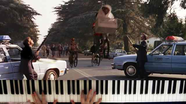 E.T MedleyPiano Tribute To John Williams