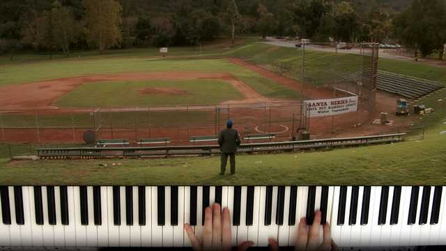 HookPiano Tribute To John Williams